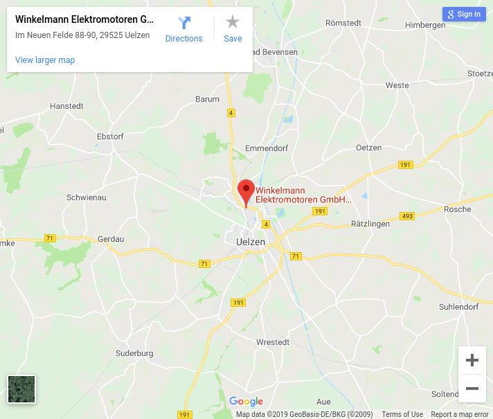 Platzhalterbild für Google Maps